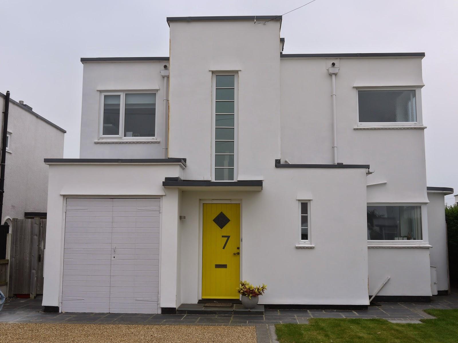 Adrian Yekkes: Essex Art Deco