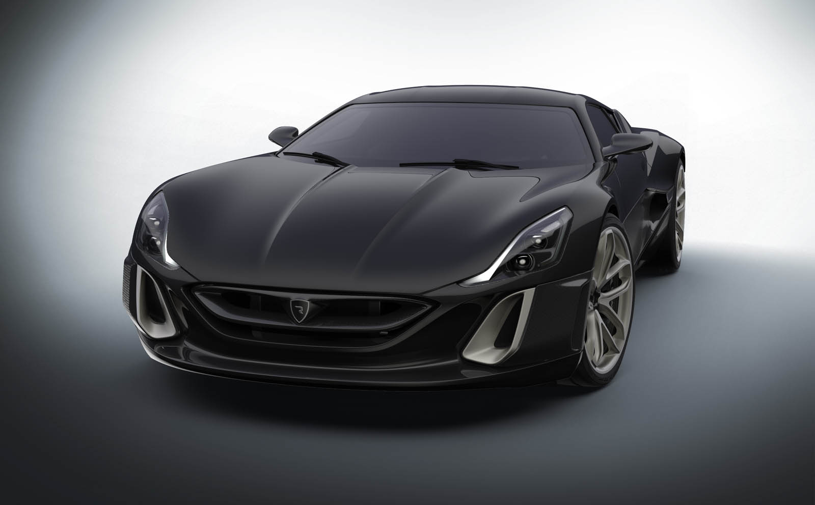 Rimac Upgrades Concept_One Electric Supercar To Take On ...