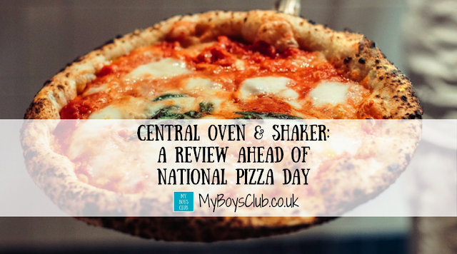 Ahead of National Pizza Day we review Central Oven & Shaker one of Newcastle's newest Pizza Restaurants