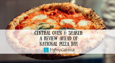 Central Oven & Shaker Review ahead of National Pizza Day