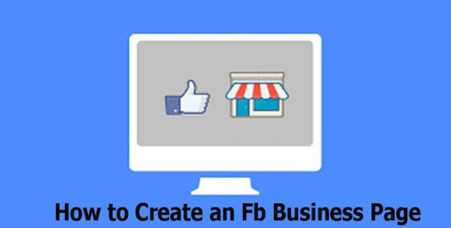 How to Create an Fb Business Page online