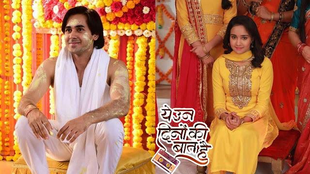 Finally Sameer Naina's love  approved by Rakesh Yeh Un Dino Ki Baat Hai