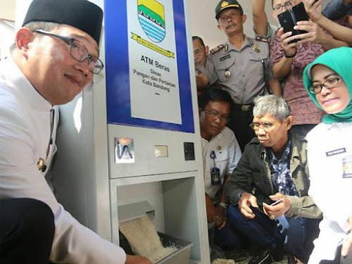 ATM Beras Kota Bandung