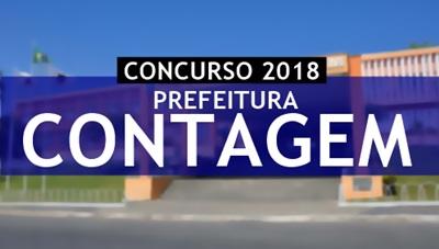 Concurso Público Prefeitura de Contagem 2018