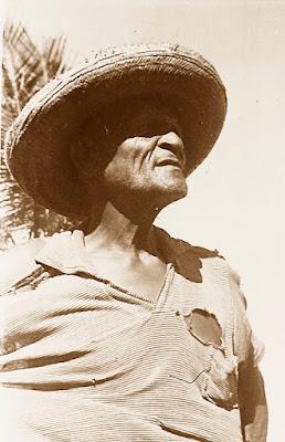 Foto Guilherme Santos Neves, anos 1950.