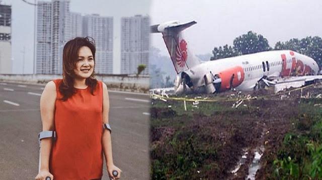 Dua Kali Alami Kecelakaan Pesawat, Begini Kondisi Mantan Pramugari Lion Air