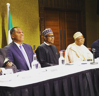Treasury Single Account: We realised N2.2trn in 3 months - Buhari