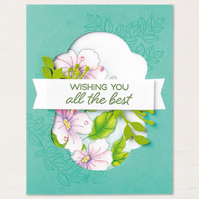 Heart's Delight Cards, Blended Seasons, Stampin' Up!