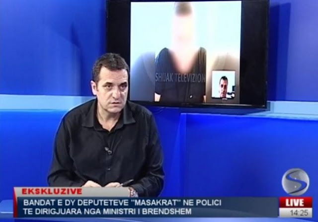 Albanian journalist Basir Çollaku is threatened to death