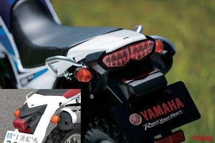 Yamaha Serow 250cc Ini Yamaha Scorpio Z 225 Versi Advanture Bos