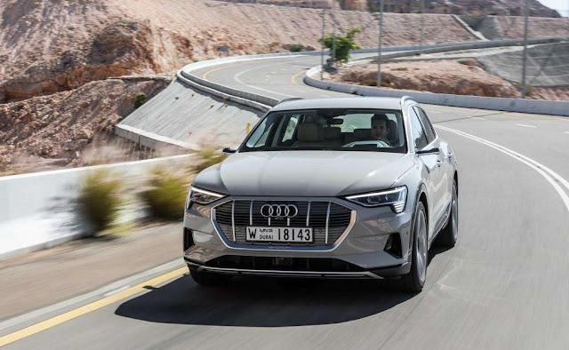Estos son los detalles del primer auto eléctrico de Audi