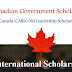 Canada-CARICOM Leadership Scholarships Program