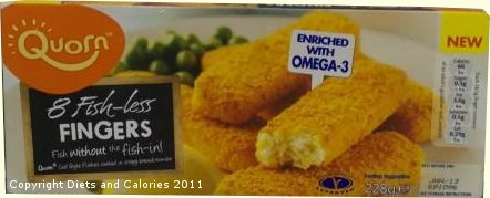 Each Fish Less Finger Has Just 66 Calories So They Can Be Enjoyed As Part Of A Calorie Controlledt