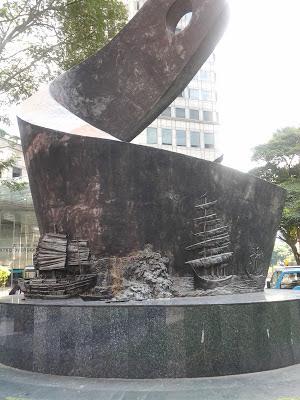 Chempaka mohd din singapore monument