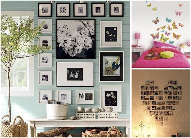Ideas for Decorating Walls