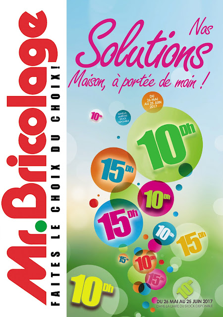 catalogue mr bricolage juin 2017