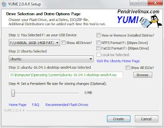YUMI 2.0.4.4 - Software Untuk Instal OS Via USB