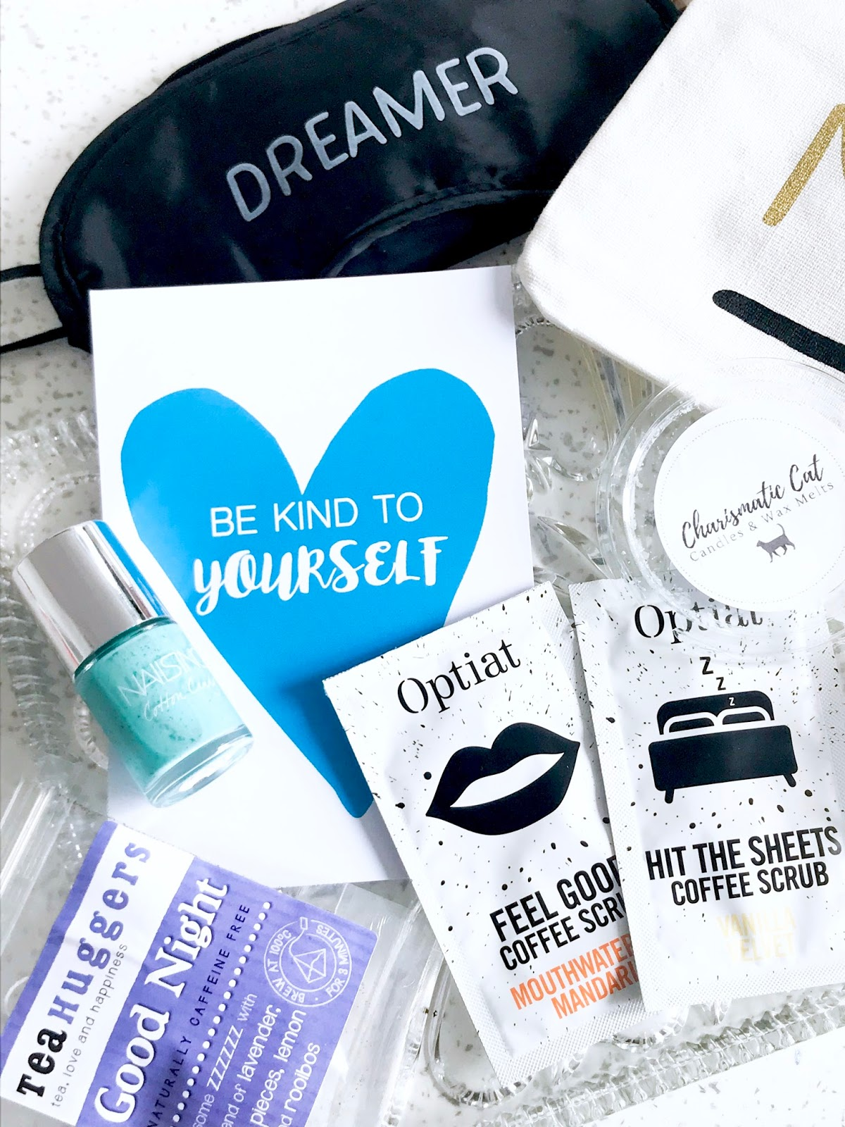 March Treatbox Uk Be Kind To Yourself Pamper Box