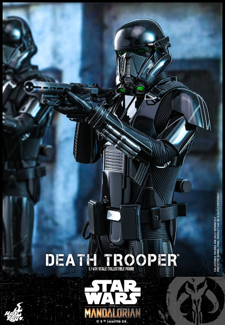 Hot Toys TMS013 The Mandalorian Death Trooper
