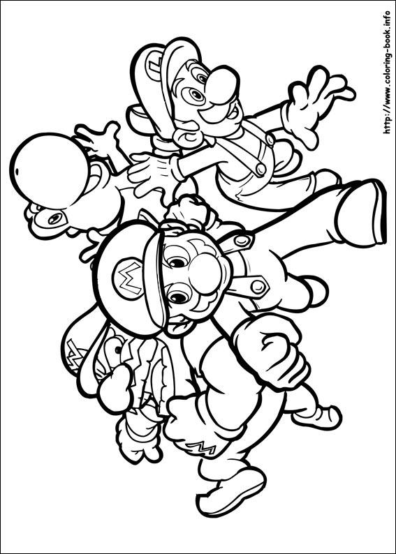 Sellers Library Teens: Mario Night!
