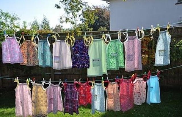 Ιδέες για μεταποίηση ρούχων!!!