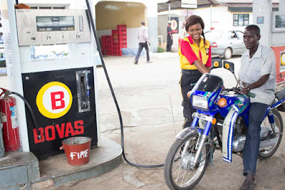 Making Calls At Filling Stations Is A Crime - Nigeria Police Says