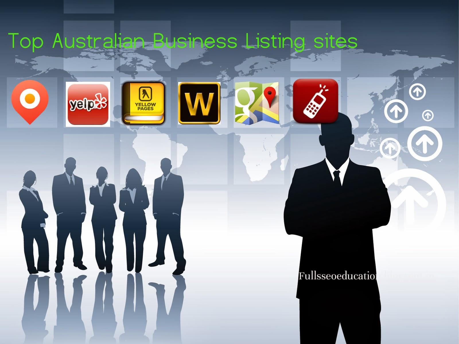 Business Listing Sites For Australia [100+] Updated   Social Media