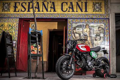 Ducati Scrambler Custom XTR
