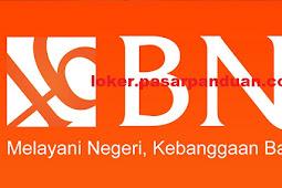 Lowongan Kerja Seluruh Indonesia Terbaru PT. Bank Negara Indonesia (BNI) Mei 2019