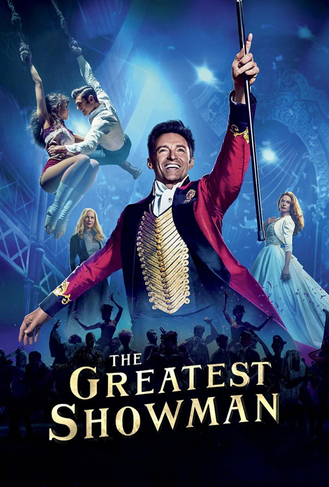 The Greatest Showman P.T. Barnum Cosplay Costume Outfit