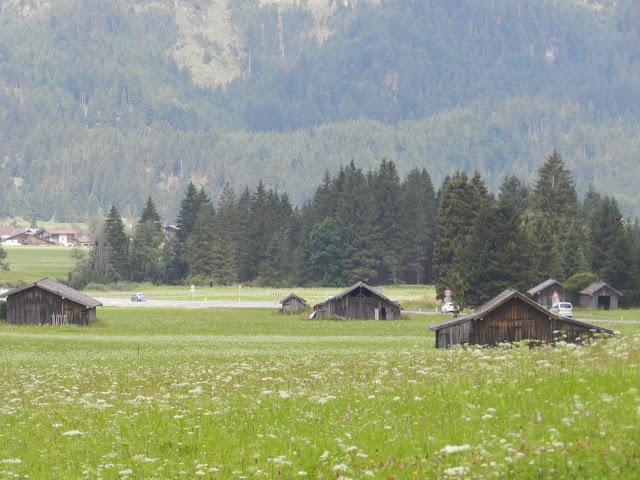 Alpes entre Alemanha e Áustria