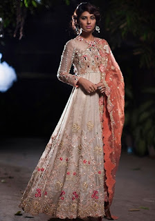 Deepak Perwani Bridal Wear Dresses Collection 2016-2017