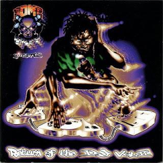 VA – Return of the D.J. Vol. 2 (1997) [CD] [FLAC]