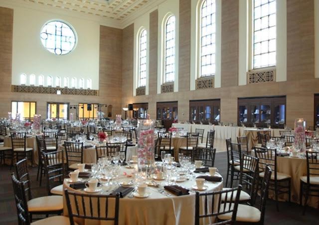 Affordable Budget Wedding Venues Chicago Loyola University Chicago wedding reception