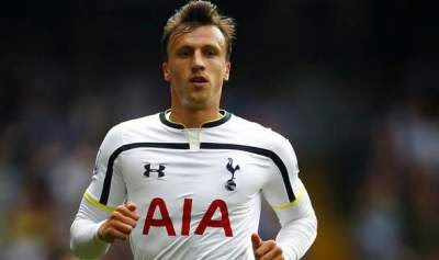 Spurs won't allow Chiriches exit