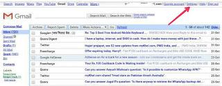 Gmail mails