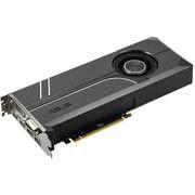 Asus TURBO-GTX1070-8G GeForce GTX 1070 Graphic Card - 1.51 GHzCore - 1.68 GHz Boost Clock - 8 GB GDDR5 - PCI Express 3.0 - Dual Slot SpaceRequired - 256 bit Bus Width - SLI - Fan Cooler - OpenGL 4.5 - 2 x DisplayPort- 2 x HDMI - 1 x Total Number of DVI (1 x DVI-D) - PC