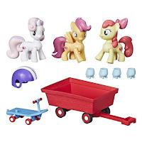My Little Pony Cruising Cutie Mark Crusaders Set