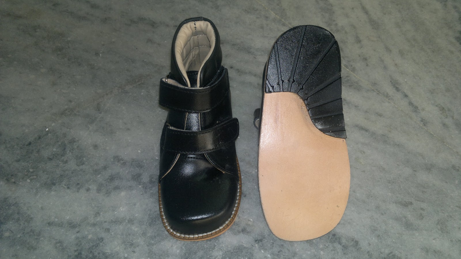 Shoes For Clubfoot Kids
