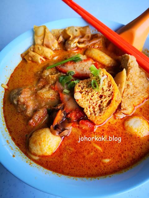 Laksa-Taman-Serene-Food-Centre-Johor-Bahru