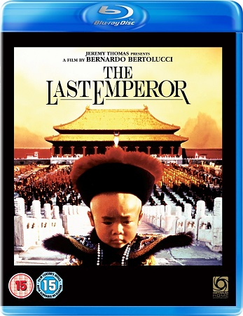 Poster Of The Last Emperor 1987 Dual Audio 720p BRRip [Hindi - English] - Extended Free Download Watch Online