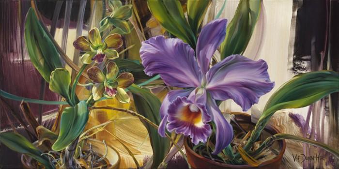 Изображения цветов. Vie Dunn-Harr