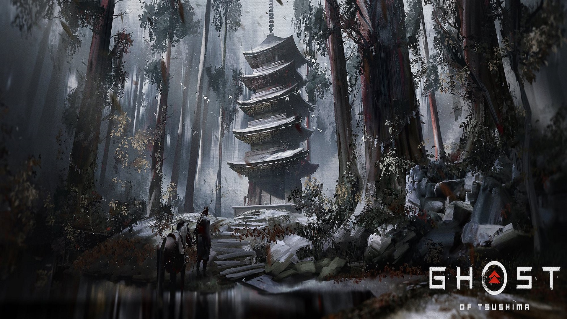 ghost of tsushima - photo #18