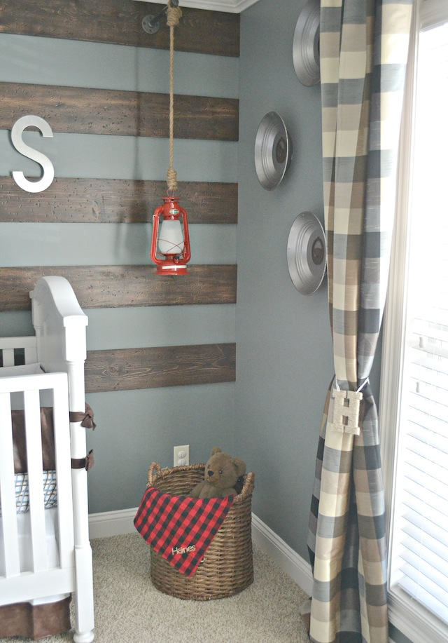 Fawn Over Baby Rustic Alaska Inspired Nursery For Our