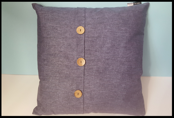 Malini Blue Cushion