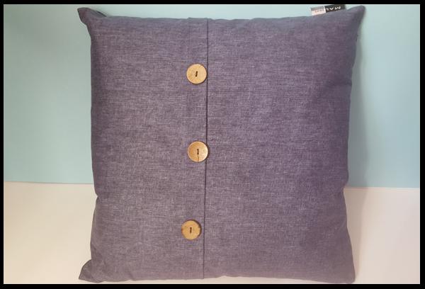 Malini Blue Cushion