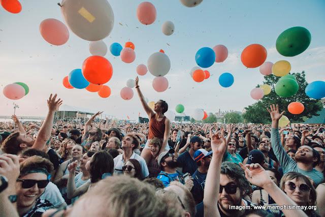 Beale Street Music Festival em Memphis