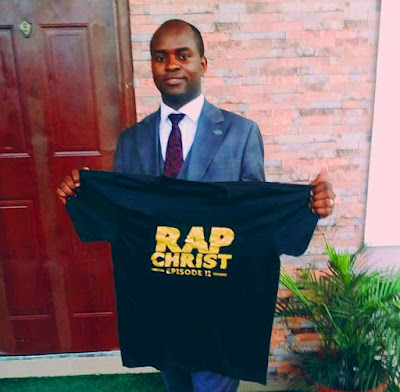 'We expect the next edition of Rap Christ to be on live Television' - Pastor Ebitimi Uge