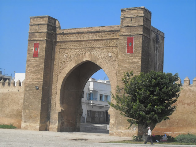 Puerta medina