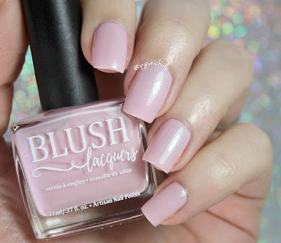 Blush Lacquers Vintage Vinyl | Beach Bunny Collection